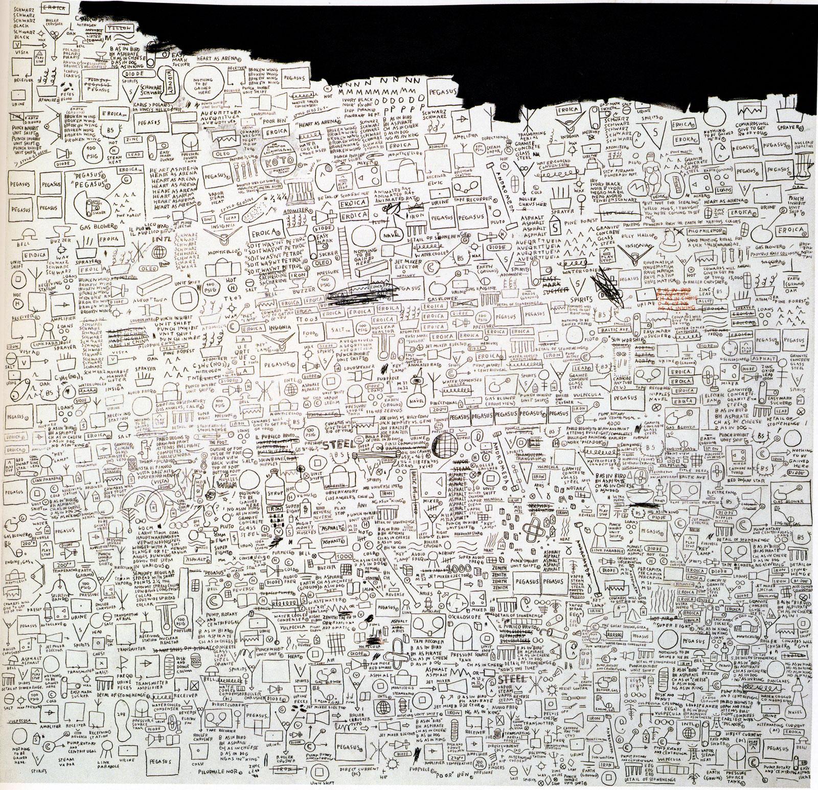 Basquiat - Pegasus
